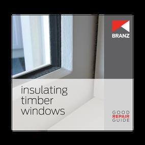 Good Repair Guide: Insulating timber windows