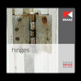 Good Repair Guide: Hinges