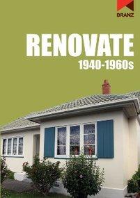 Renovate: 1940-1960s