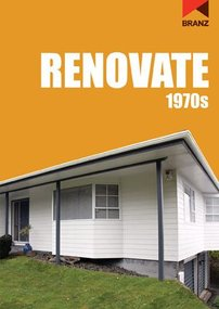 Renovate: 1970s