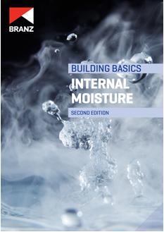 Building basics. Internal moisture
