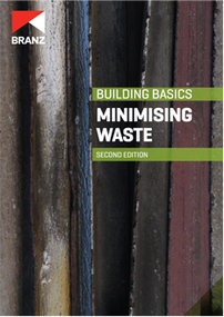 Building Basics: Minimising waste (2nd edition)