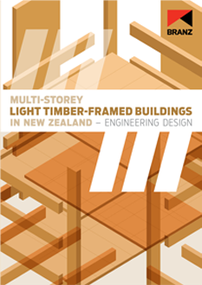 Multi-storey light timber-framed buildings in New Zealand: Engineering design