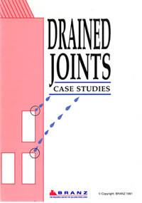 Drained joints