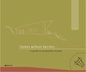 Homes without barriers: A guide to accessible houses