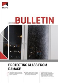 BU636 Protecting glass from damage