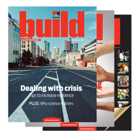 Build magazine - 1 year subscription (6 issues)