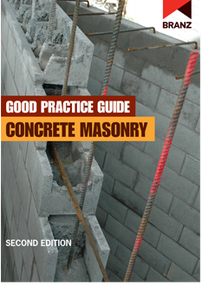 Good Practice Guide: Concrete masonry (2nd edition)