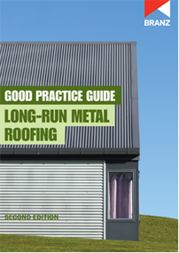 Good Practice Guide: Long-run metal roofing (2nd edition)