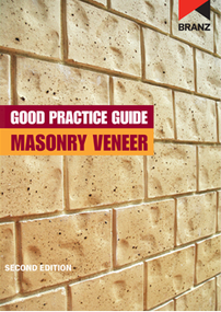 Good Practice Guide: Masonry veneer (2nd edition)