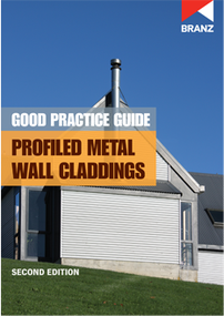 Good Practice Guide: Profiled metal wall claddings (2nd edition)