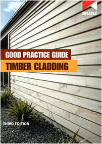 Good Practice Guide: Timber cladding (3rd edition)