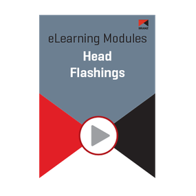 Module: Head flashings