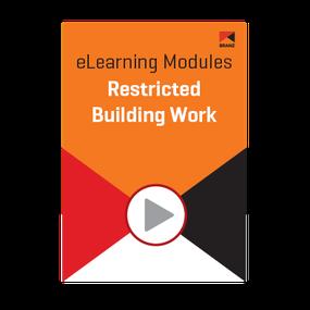 Module: Restricted building work