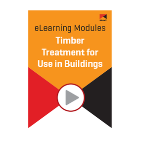 Module: Timber treatment for use in buildings