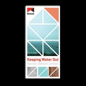 Seminar: Keeping water out