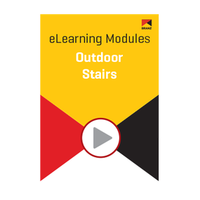 Stairs Module: Exterior Stairs