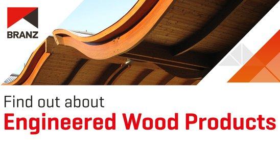 Webinar: Engineered Wood Products (EWPs)