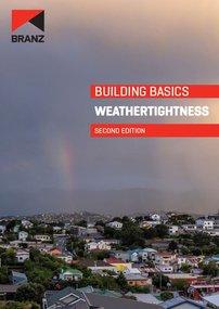 Building Basics: Weathertightness (2nd edition)